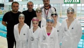 κολύμβηση τουρκία