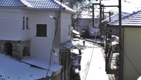 χιόνια Ελευθερούπολη
