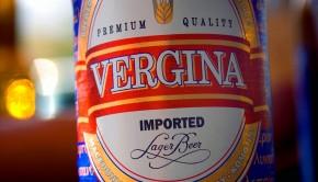 βεργίνα μπύρα