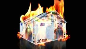 ευρω φωτιά