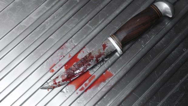 μαχαίρι αίμα