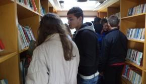 βιβλιοθήκη Ελευθερούπολης