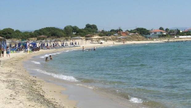 Αβδηρα παραλία
