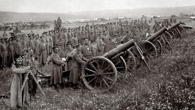 Βούλγαροι στρατιώτες