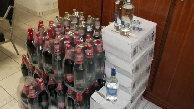 λαθραια ποτά Κομοτηνή