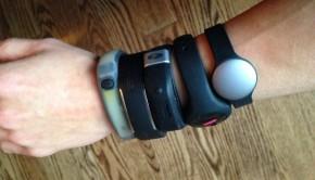 wearable activity tracker