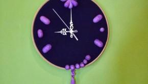 κουκούλια ρολόι