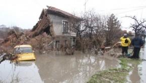 πλημύρες Βουλγαρία