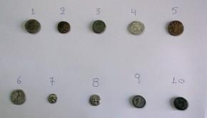 νομίσματα αρχαία