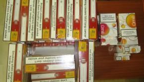 λαθραία τσιγάρα Κομοτηνή