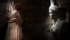 Αμφίπολη αγαλματα