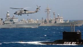 ναυτικό άσκηση