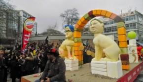 Καρναβάλι Ξάνθης Σαμαράς