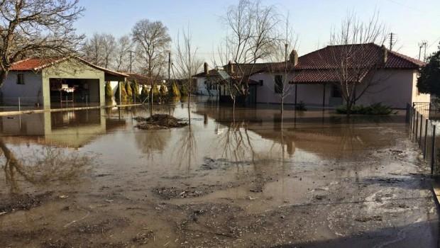 Πλημμύρα ΈΒΡΟς