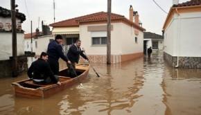 Σουφλί πλημμύρες