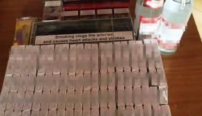 λαθραια τσιγάρα Σάπες