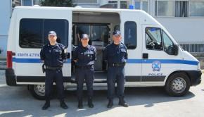 κινητή μονάδα αστυνομίας 1