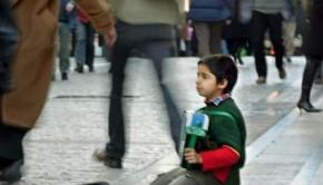 ζητιάνος παιδί1