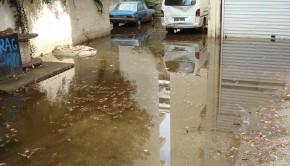 πλημμύρα υπογειο