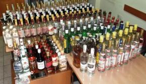 λαθραία ποτά