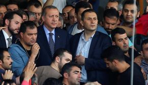Ερντογάν πραξικόπημα