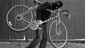 κλέφτης ποδήλατο