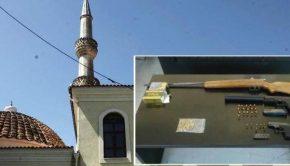 τζαμί όπλα