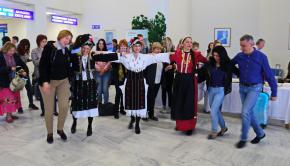 Ρώσοι τουρίστες Καβάλα