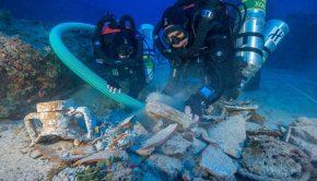 υποβρύχιο αρχαία