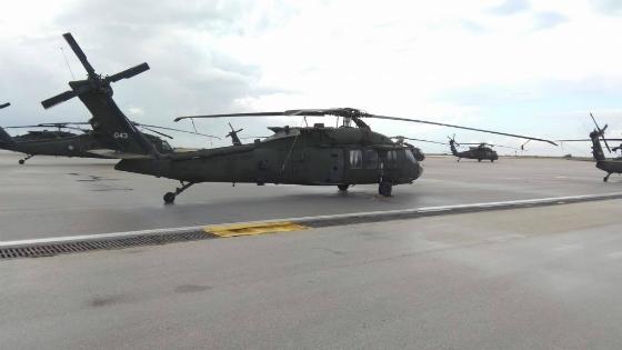 Αμερικάνικα ελικόπτερα black hawk