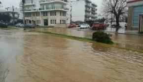 πλημμύρα Κομοτηνή