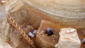 Ντιγκιλί τας ανασκαφές
