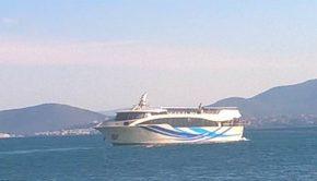 Σαμοθράκη πλοίο