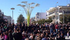 Ορεστιάδα διαμαρτυρία