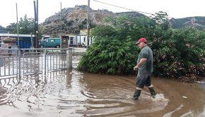 πλημμύρες Χαλκερό