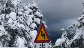 χιονια απαγορευτικο