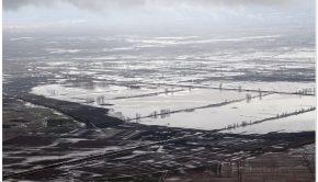 Τενάγη πλημμύρες