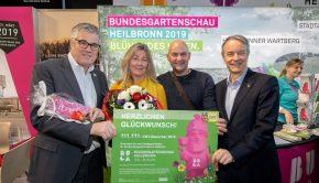 CMT 2019 Landesmesse Stuttgart