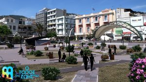 Ο ΤΟΠΟΣ ΤΗΣ ΖΩΗΣ ΜΑΣ Πρόταση ανάπλασης κεντρικής πλατείας [1.1] (1)