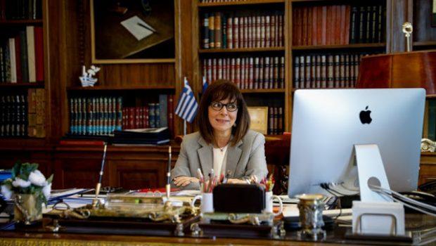 Σακελαροπούλου πρόεδρος