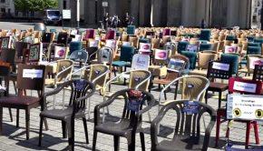 αδειες καρέκλες