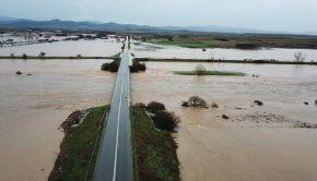 πλημμυρα Ροδόπη