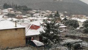 Νικήσιανη χιόνια